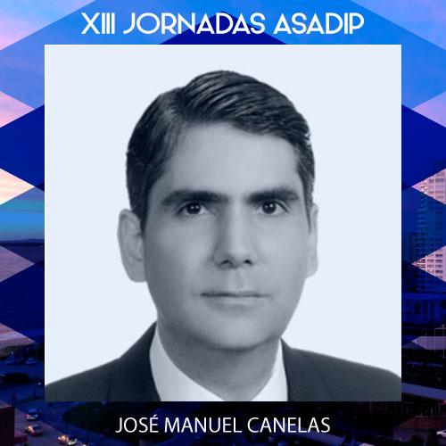 JOSÉ MANUEL CANELAS