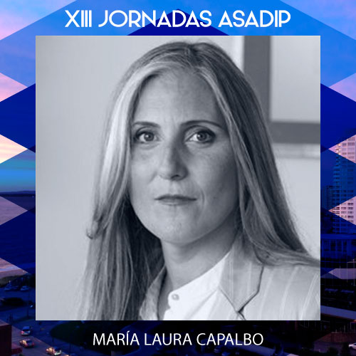 MARÍA LAURA CAPALBO